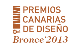 Insignia Premios Di-Ca 2013 Bronce