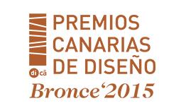 Insignia Premios Di-Ca 2015 Bronce