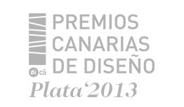 Insignia Premios Di-Ca 2013 Plata