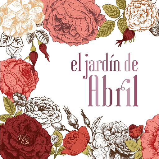 El Jardín de Abril - Portada